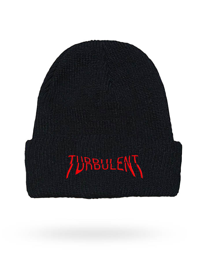 turbulent-red-beanie