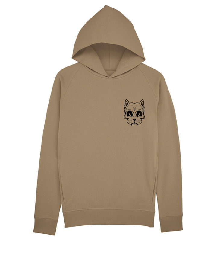 fat dog camel hoodie