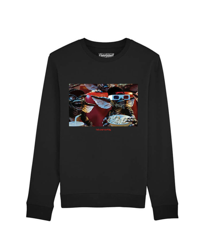 turbulent gremlins-sweat-black