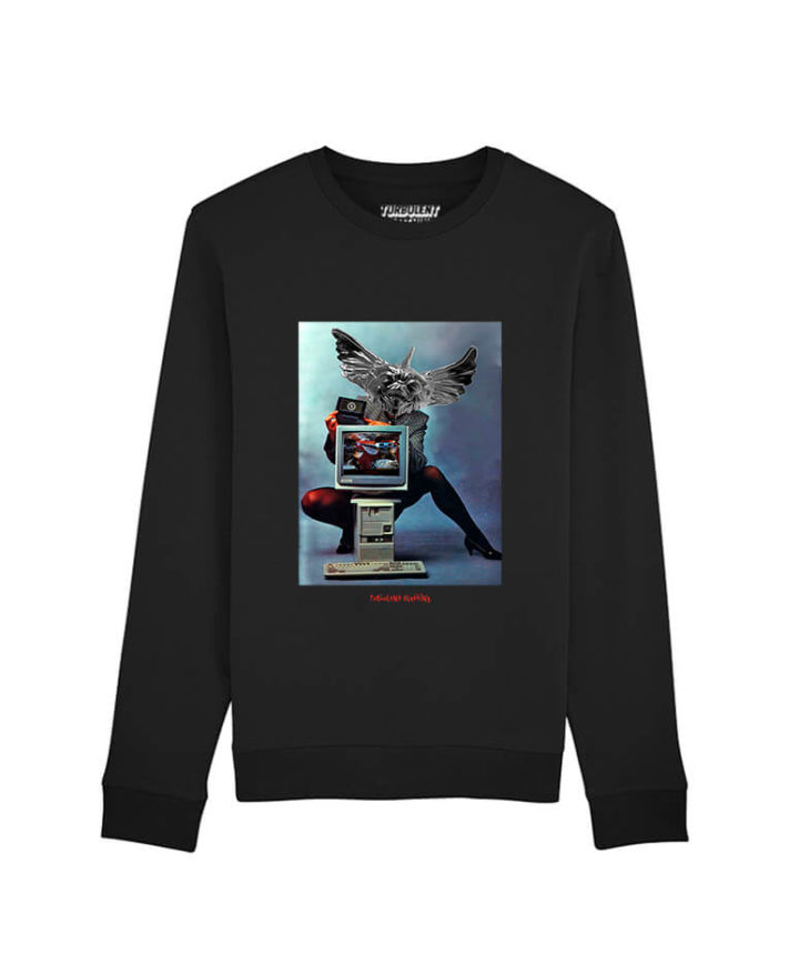 turbulent gremlins-sweat-retro