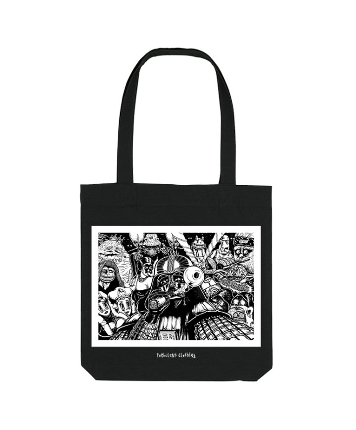 DARKSIDE TOTEBAG