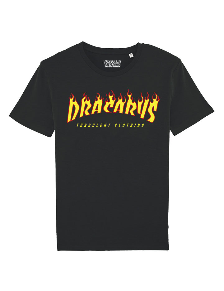 DRACARYS GOT-TYPO-T-SHIRT