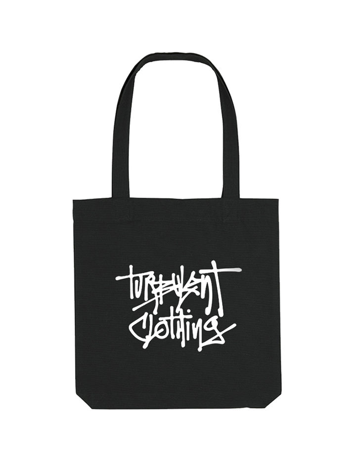 turbulent TOTE BAG