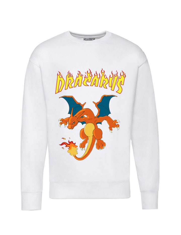 DRACARYS-GOT-sweat av-blanc