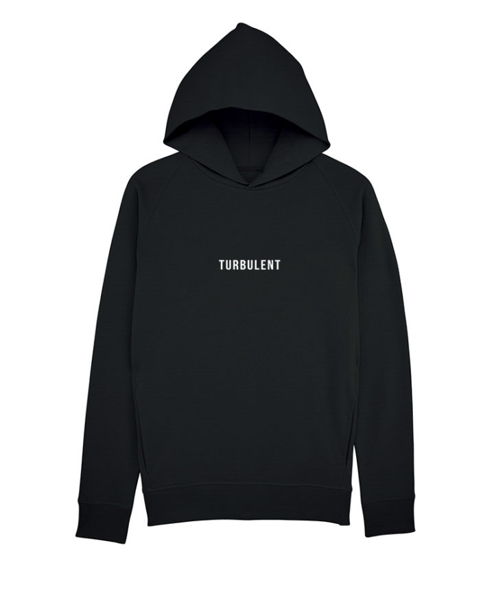 turbulent-collection hoodie